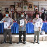 Pastikan Pilkades Serentak Berjalan Aman, Bupati Luwu Utara Kunjungi Seko