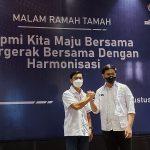 Bergerak Bersama Majukan HIPMI, Nidal Rudal Alihkan Dukungan ke Fadel