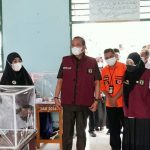 Jaga Kesehatan Siswa, Bupati Luwu Pastikan Sekolah Patuhi Protokol Kesehatan