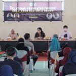 Ketua Dekranasda Buka Pelatihan Pembuatan Produk Gula Aren dan Gula Semut