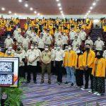 Rektor UNM Prof Husain Syam Lepas 3678 Mahasiswa Mengabdi