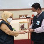 Sekda Gowa Lepas 159 Dosen PTS untuk Melakukan Pengabdian Masyarakat