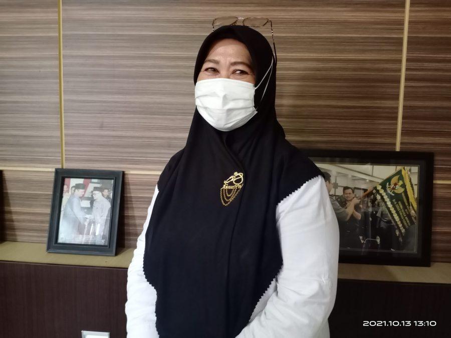 Dra Andi Nurhayati Hamzah Ware MSi